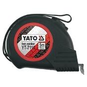 Miara zwijana 5m x 19mm YT-7111 Yato