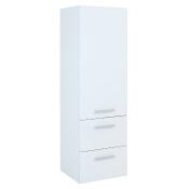 Słupek łazienkowy KWADRO White 40 162328 Elita