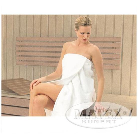 Ręcznik Sauna 75x130cm róż Matex
