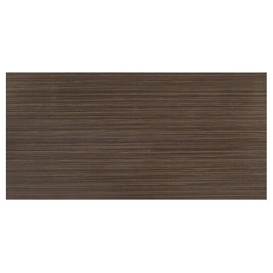 Płytka ścienna Linero brąz rektyfikowana 29x59,3