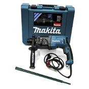Młotowiertarka SDS-Plus sieciowa HR2470 z walizką + dłuto SDS plus 250mm D-08729  Makita