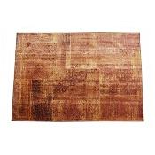 Dywan Antika 290 B 140x200 brązowy Family Fabrics