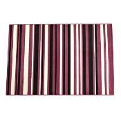 Dywan Luna 50 765 160x230 fioletowy Family Fabrics