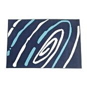 Dywan Luna 50 340 60x110 niebieski Family Fabrics