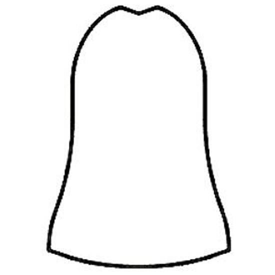 Narożnik zewnętrzny 54 kasztan n1 F5 (2szt) A-PNZW1-F5-000 Prexa