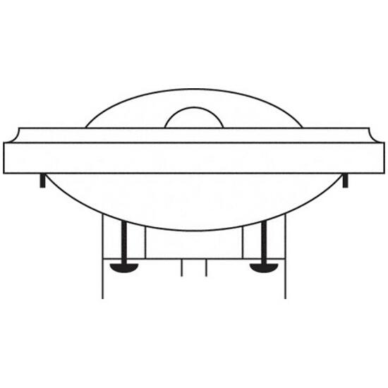 Żarówka halogenowa Halospot 111 Eco 60W 12V 48837 FL Osram