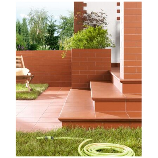 Klinkier Simple red parapet a 30x14,8