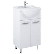 Szafka z umywalką w zestawie AMIGO 50 165409 Elita