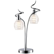 Lampa stołowa SERPE 2xE14 167/LM Lampex