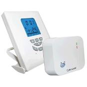 Elektroniczny regulator temperatury bezprzewodowy - tygodniowy T105RF Salus
