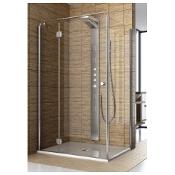 Drzwi prysznicowe SOL DE LUXE 100 lewe 103-06054 Aquaform