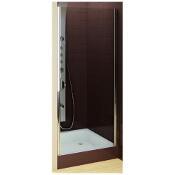 Drzwi prysznicowe GLASS 5 90 uchylne prawe 103-06373 Aquaform