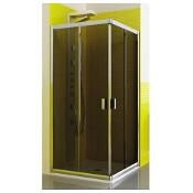 Kabina prysznicowa kwadratowa LAZURO 80 101-06584 Aquaform