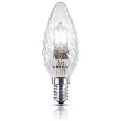 Żarówka halogenowa CLASSIC 28W E14 biała ciepła 8727900820706 Philips
