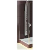 Ścianka prysznicowa boczna GLASS 5 80 103-06379 Aquaform