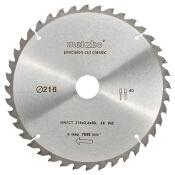 Piła tarczowa HW/CT 305x2,4x30mm WZ precision cut, 628227000 Metabo
