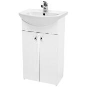 Szafka podumywalkowa BIANCO pod umywalkę LIBRA 50 S509-005-DSM Cersanit