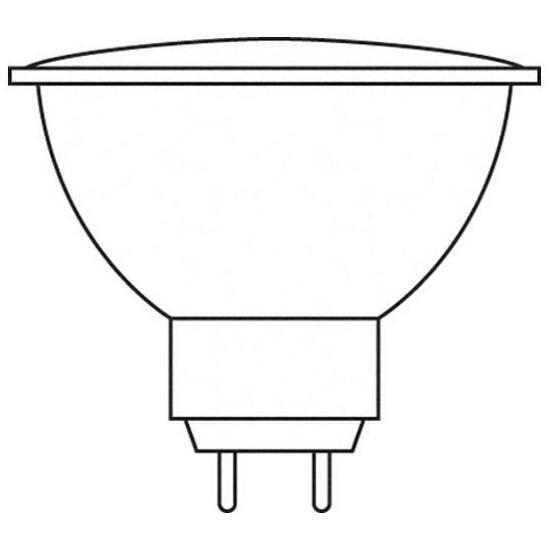 Żarówka halogenowa Decostar Titan 50W 38° 46870 WFL Osram