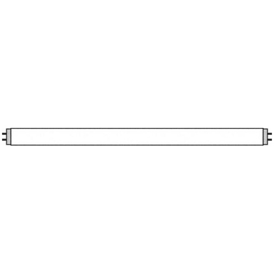 Świetlówka liniowa Lumilux T5 HE 20,6W/830 G5 Osram