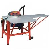 Pilarka stołowa 315 mm DED7729 z dwoma dodatkowymi stołami Dedra