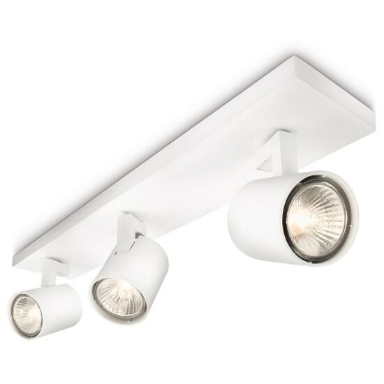 Lampa sufitowa RUNNER 3xGU10 53093/31/16 Philips
