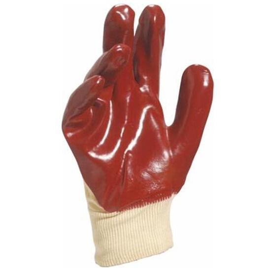 Rękawice powlekane PVC DA109 rozm. 7 Venitex