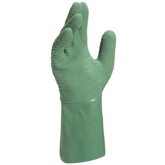 Rękawice gumowe LAT50 szorstka struktura rozm. 9 Venitex
