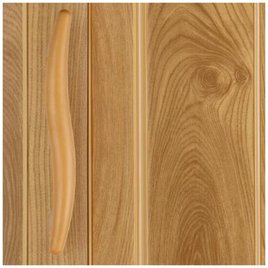 Drzwi harmonijkowe ST4 wiąz 83cm Standom