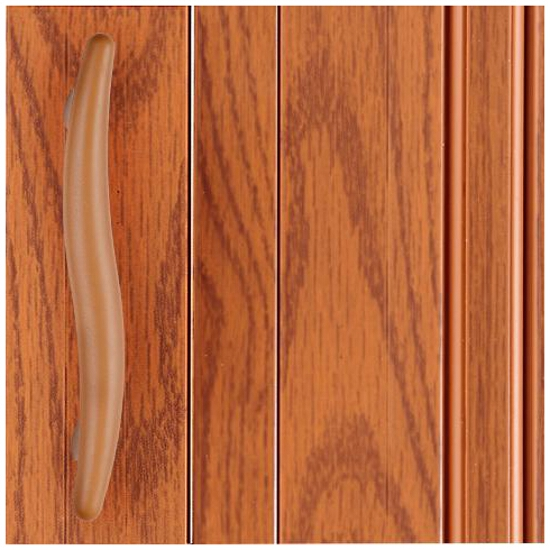 Drzwi harmonijkowe ST3 czereśnia 83cm Standom