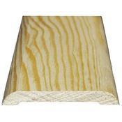 Listwa maskująca drewniana bezsęczna komplet Radex