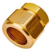 Nakrętka ZPH 18 (Z-233) mosiężna z pierścieniem conex 18 Kospel