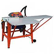 Pilarka stołowa 315 mm DED7728 z dwoma dodatkowymi stołami Dedra